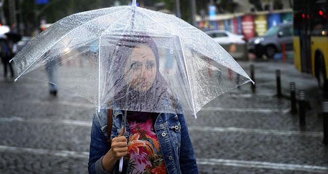 Meteorolojiden sağanak yağış uyarısı| 13 Mart Salı yurtta hava durumu