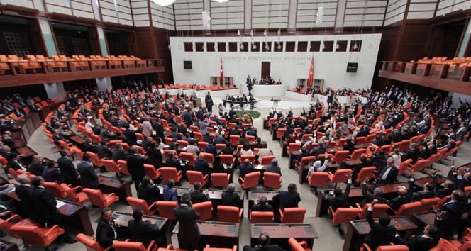 OHALin ilk KHKsı Mecliste kabul edildi