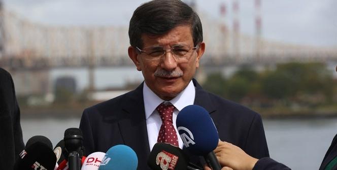 Davutoğlu'ndan iki lidere çağrı