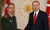 Cumhurbaşkanı Erdoğan, Orgeneral Akarı kabul etti
