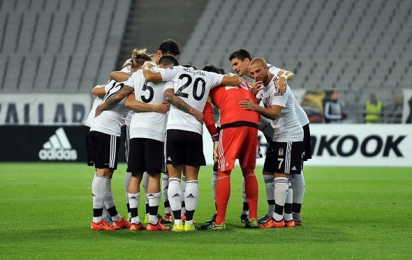 Beşiktaş 1-1 Sporting Lisbon-Maç özeti-