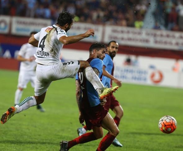 Trabzonspor Torku Konyaspor'a mağlup oldu