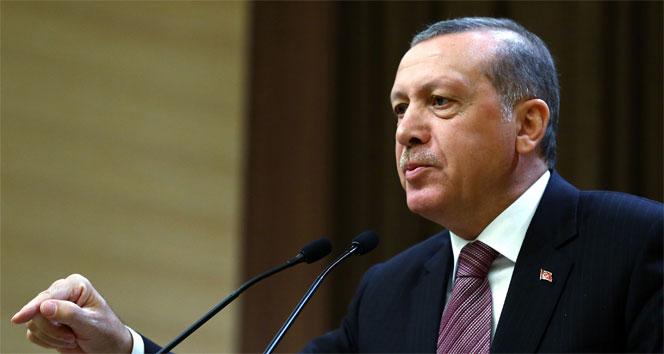 Erdoğan: Ortadoğuda kalıcı barış için tek yol bağımsız Filistinin kurulmasıdır