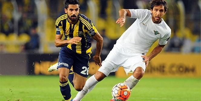 Fenerbahçe 2-2 Akhisar Belediyespor-Maç özeti-