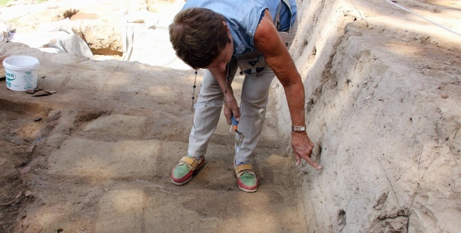 6 bin 500 yıllık sarayda inanılmaz inşaat tekniği