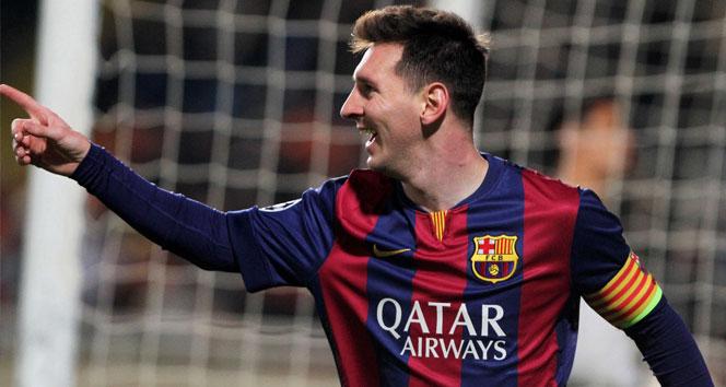 Barcelona, Messi ile sözleşme uzattı