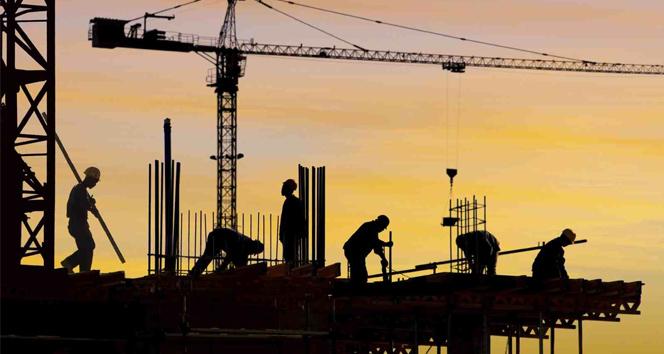 İnşaat sektöründe ciro, yüzde 10,8 arttı