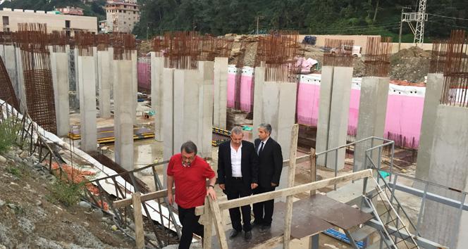 Dünyanın en modern çay paketleme fabrikası Rizede yapılıyor