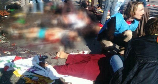 Başkent'te patlama: 30 ölü, 126 yaralı