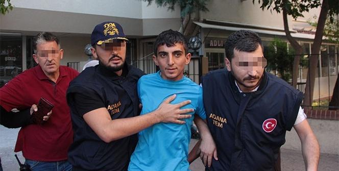 2 polisi şehit eden 2 kişi tutuklandı