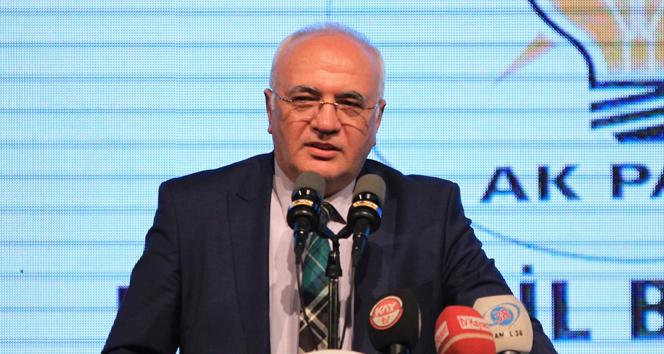 Ekonomi Bakanı Mustafa Elitaş: Milletvekili sıfatlı hainler