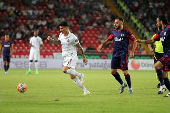 Mersin İdmanyurdu-Trabzonspor maçından kareler
