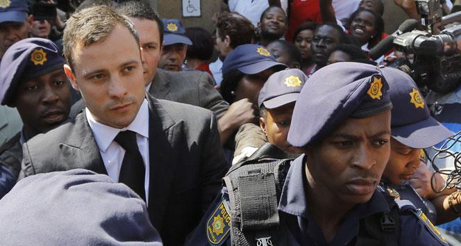 Oscar Pistoriusa 6 yıl hapis cezası verildi