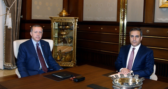 Cumhurbaşkanı Erdoğan, Hakan Fidan'ı kabul etti |Kabul yaklaşık 2 saat sürdü