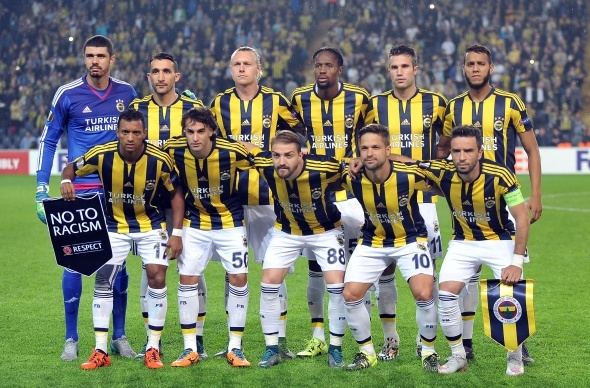 Fenerbahçe Ajax'ı son anda geçti
