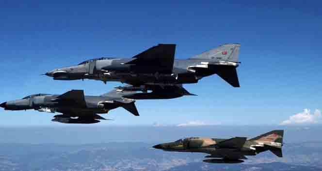 DEAŞı TSK karadan, koalison güçleri havadan vurdu