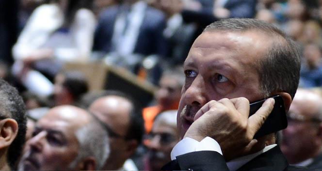 Cumhurbaşkanı Erdoğan, Adana Valisinden bilgi aldı