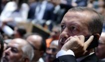 Cumhurbaşkanı Erdoğan'dan kritik telefon!