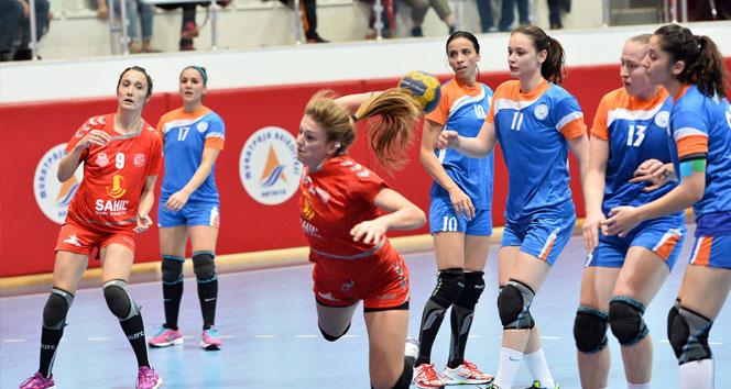 Muratpaşa Belediyespor: 43 - Üsküdar Belediyespor: 24