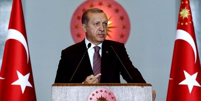 Erdoğan, sigarayı bırakanlarla bir araya geldi