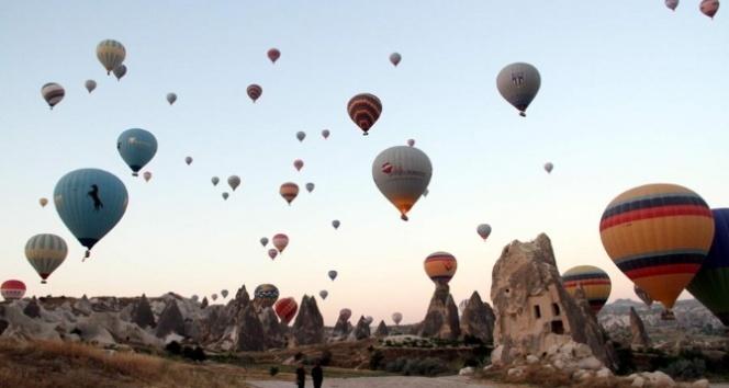 Turizm sektöründe bayram bereketi