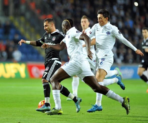 Beşiktaş 3-3 Kasımpaşa - Maç özeti-