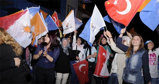 2002'den 2015'e AK Parti'nin seçim zaferleri