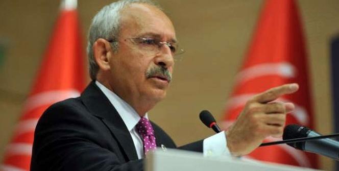 """Kılıçdaroğlu: """"Türkiye, Suriye politikası ile başına bela aldı"""""""