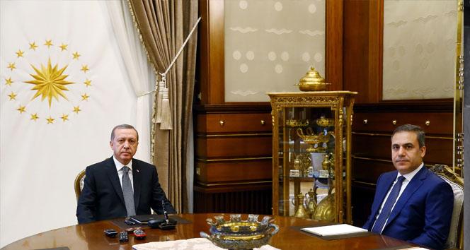 Cumhurbaşkanı Erdoğan, Fidanı kabul edecek