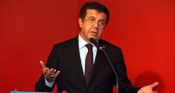 Bakan Zeybekciden Türkiye ekonomisine ilişkin açıklama