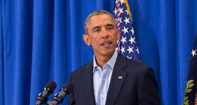 Obama yine Büyük Felaket dedi