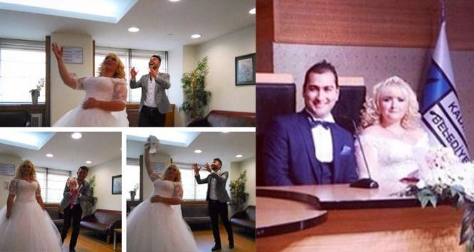 En Son Babalar Duyarın Cereni evlendi
