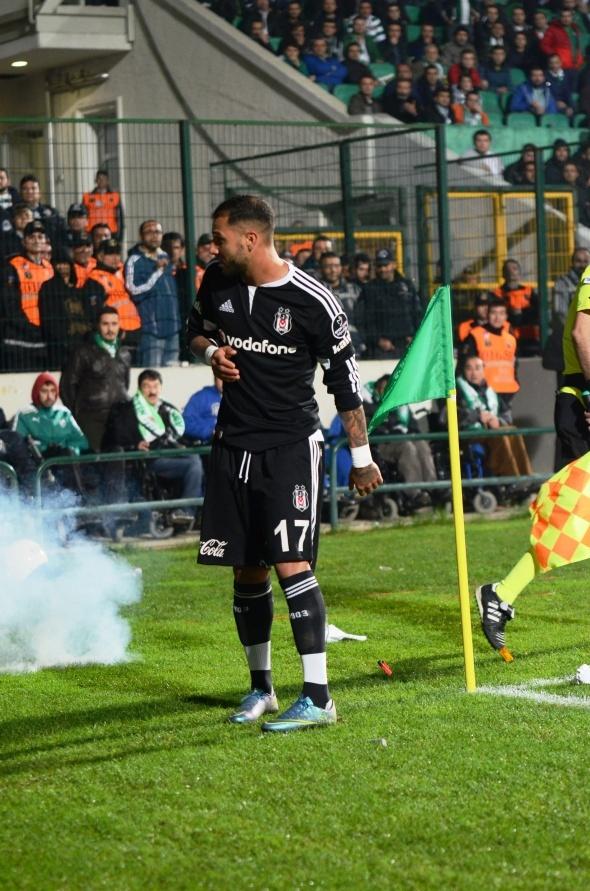 Bursaspor 0- Beşiktaş 1 - Bursaspor Beşiktaş geniş özeti