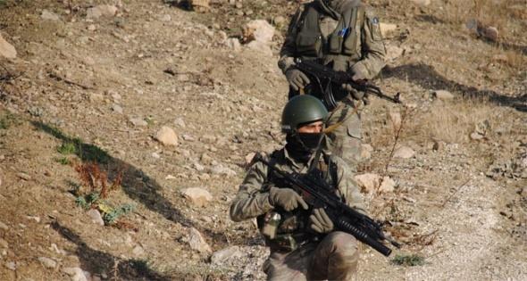 PKK'ya bir darbe de Dicle'de vuruldu