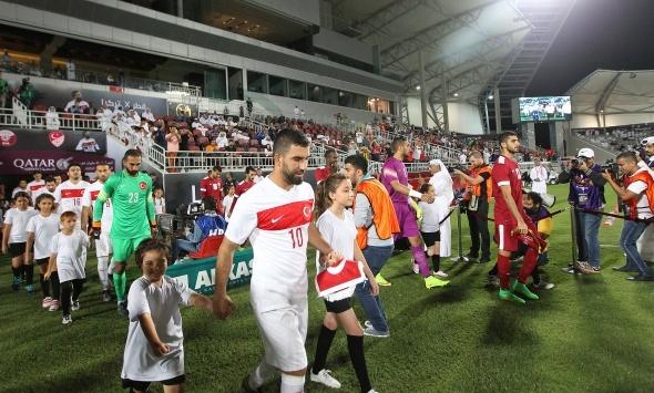 Katar 1 Türkiye 2