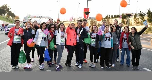 İstanbul'da maraton heyecanı