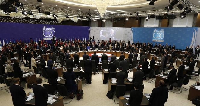 G20'nin bakanları piyasaları açık tutma çağrısı yaptı
