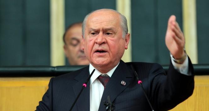 MHP Genel Başkanı Bahçeliden Reina açıklaması