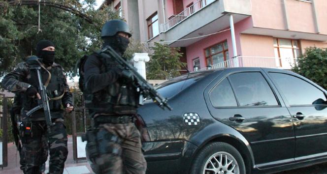 Elazığ'da DHKP-C'ye şafak operasyonu: 11 gözaltı