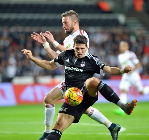 Beşiktaş: 2 - Sivasspor: 0- Maç özeti- Beşiktaş - Sivasspor geniş özeti