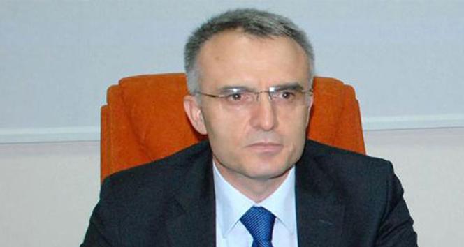 Maliye Bakanı Naci Ağbal, amcasının cenaze törenine katıldı