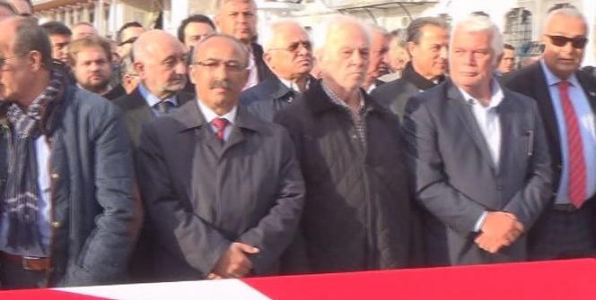 İş adamı Murat Bayrak son yolculuğuna uğurlandı