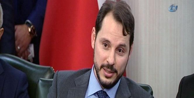 Yeni Bakan Albayrak'tan Rusya yorumu