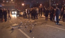 Aşırı hız kaza getirdi: 4 yaralı