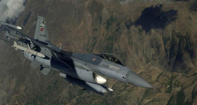 Diyarbakıra savaş uçağı takviyesi