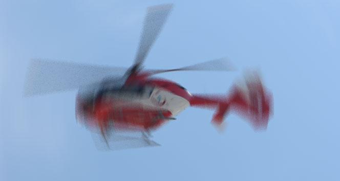 Hindistanda helikopter kazası: 5 ölü, 2 kayıp
