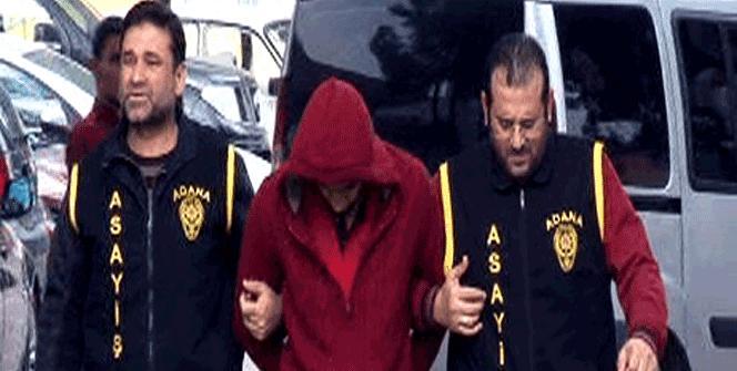 75 lira dolandırdı tutuklandı