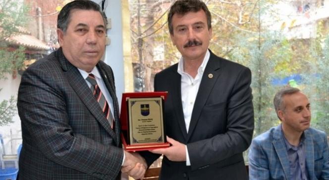 Futbolun Patronları Yenişehir'de Buluştu