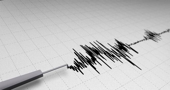 Akdenizde 4.4 büyüklüğünde deprem