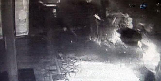Avcılar'da zincirleme trafik kazası: 8 yaralı